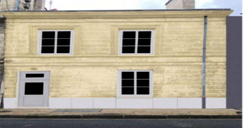 Achat / Vente immobilier neuf Bordeaux à 300m de la Basilique St Seurin (33000) - Réf. 5215