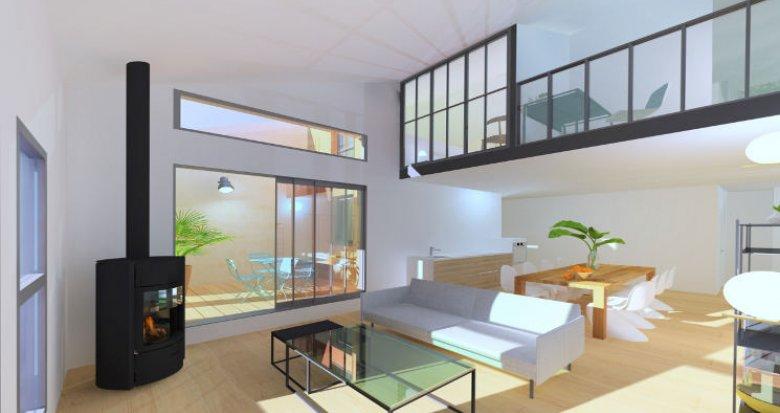 Achat / Vente immobilier neuf Bordeaux à 400m de Gambetta (33000) - Réf. 5689