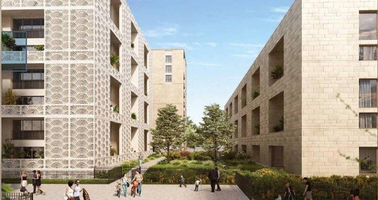 Achat / Vente immobilier neuf Bordeaux à 5 minutes à pied de la Gare (33000) - Réf. 4400