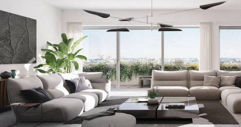 Achat / Vente immobilier neuf Bordeaux à 500m du Parc Bordelais (33000) - Réf. 5319