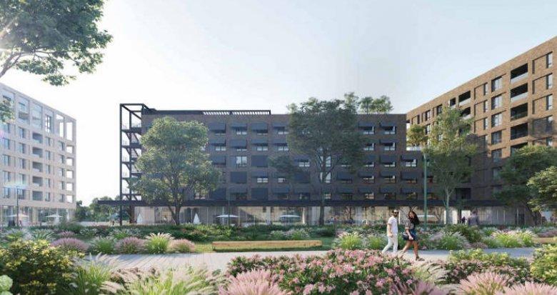 Achat / Vente immobilier neuf Bordeaux à deux pas des Bassins à Flot (33000) - Réf. 4556