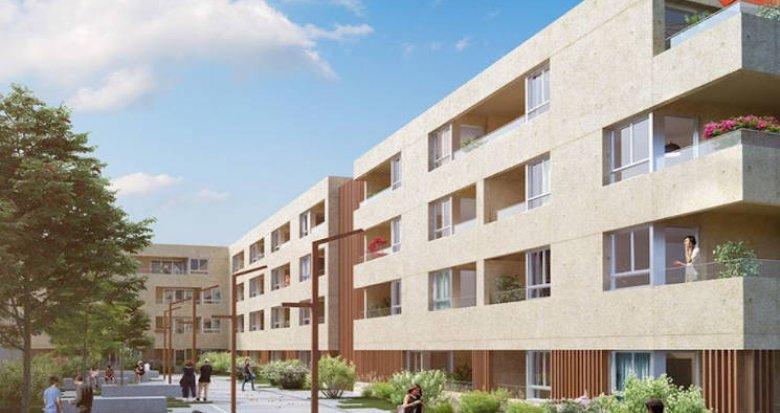 Achat / Vente immobilier neuf Bordeaux à deux pas des transports (33000) - Réf. 4822