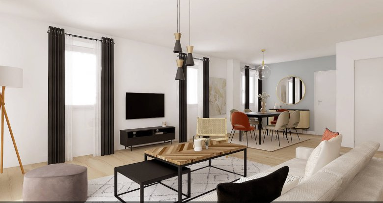 Achat / Vente immobilier neuf Bordeaux à proximité du CHU (33000) - Réf. 6227