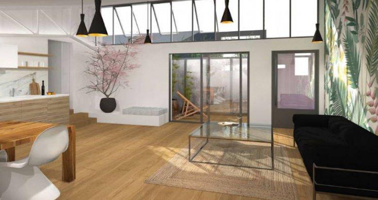 Achat / Vente immobilier neuf Bordeaux à quelques pas du tramway (33000) - Réf. 4336