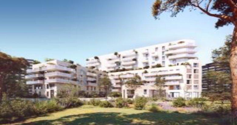 Achat / Vente immobilier neuf Bordeaux au coeur du quartier Belvédère (33000) - Réf. 5095