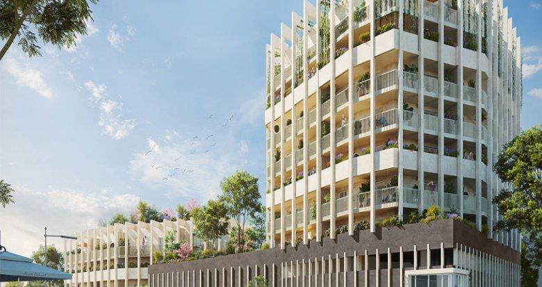 Achat / Vente immobilier neuf Bordeaux Bastide secteur Promis (33000) - Réf. 5392