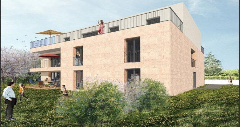 Achat / Vente immobilier neuf Bordeaux Caudéran proche école des Pins Francs (33000) - Réf. 5212