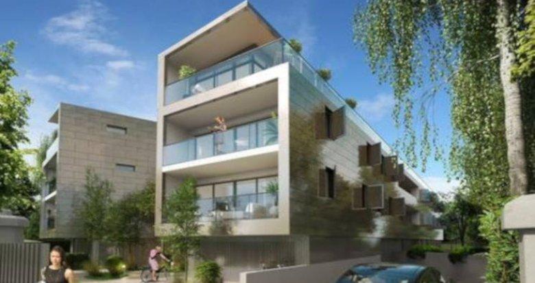 Achat / Vente immobilier neuf Bordeaux Caudéran, secteur Stéhélien (33000) - Réf. 3669