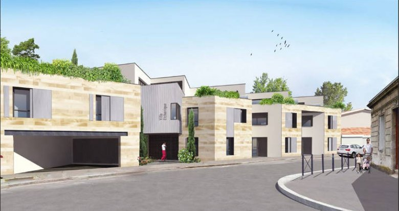 Achat / Vente immobilier neuf Bordeaux centre quartier Caudéran (33000) - Réf. 4558