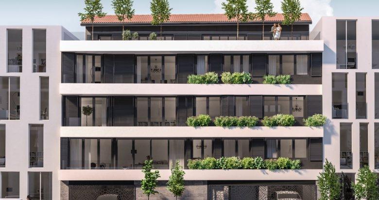 Achat / Vente immobilier neuf Bordeaux Chartrons proche tramway B Les Hangars (33000) - Réf. 2808