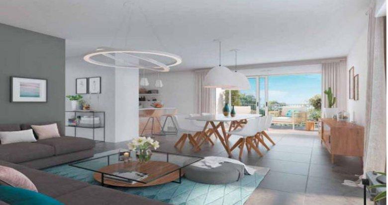 Achat / Vente immobilier neuf Bordeaux cœur quartier Ginko (33000) - Réf. 3383