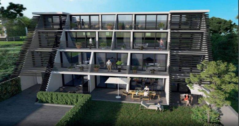 Achat / Vente immobilier neuf Bordeaux entre Caudéran et Le Bouscat (33000) - Réf. 5510