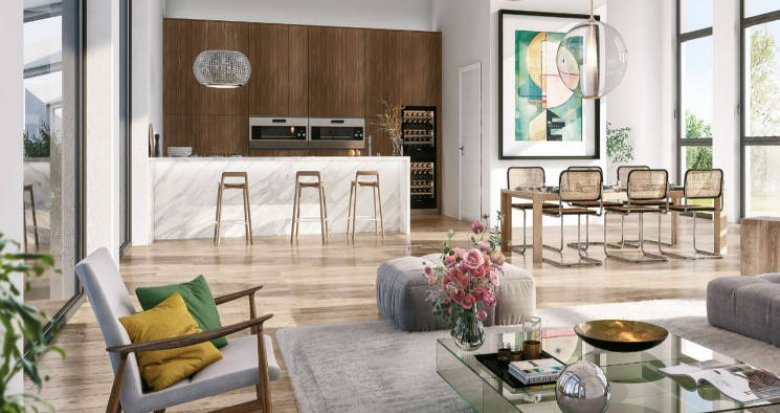 Achat / Vente immobilier neuf Bordeaux hyper centre- St Bruno et Gambetta (33000) - Réf. 5119