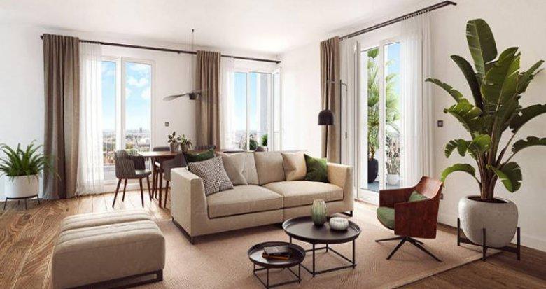 Achat / Vente immobilier neuf Bordeaux nouveau quartier Saint-Germain (33000) - Réf. 4467
