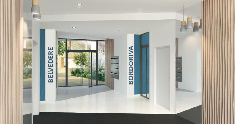 Achat / Vente immobilier neuf Bordeaux Place Belvédère (33000) - Réf. 2560