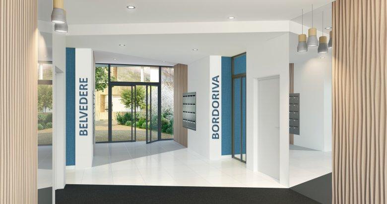 Achat / Vente immobilier neuf Bordeaux Place Belvédère (33000) - Réf. 2556