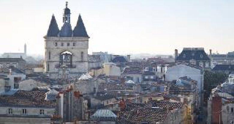 Achat / Vente immobilier neuf Bordeaux plein centre proche tramway Sainte-Catherine (33000) - Réf. 5383