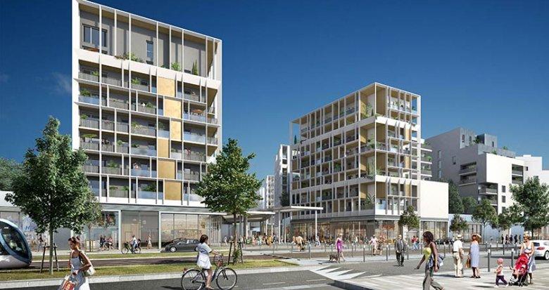 Achat / Vente immobilier neuf Bordeaux proche centre (33000) - Réf. 1735