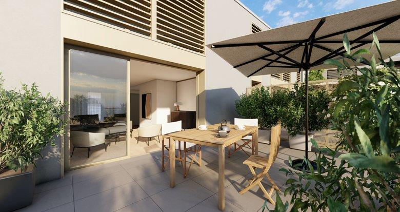 Achat / Vente immobilier neuf Bordeaux proche Cité Administrative (33000) - Réf. 6099