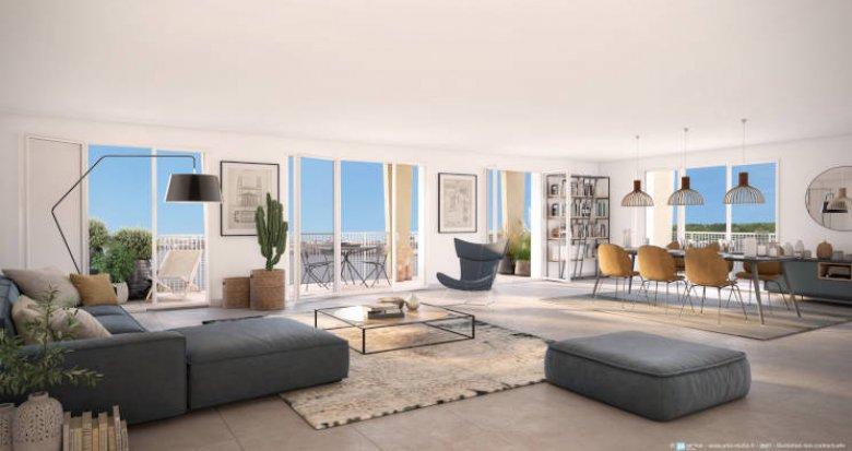 Achat / Vente immobilier neuf Bordeaux proche Euratlantique (33000) - Réf. 5995