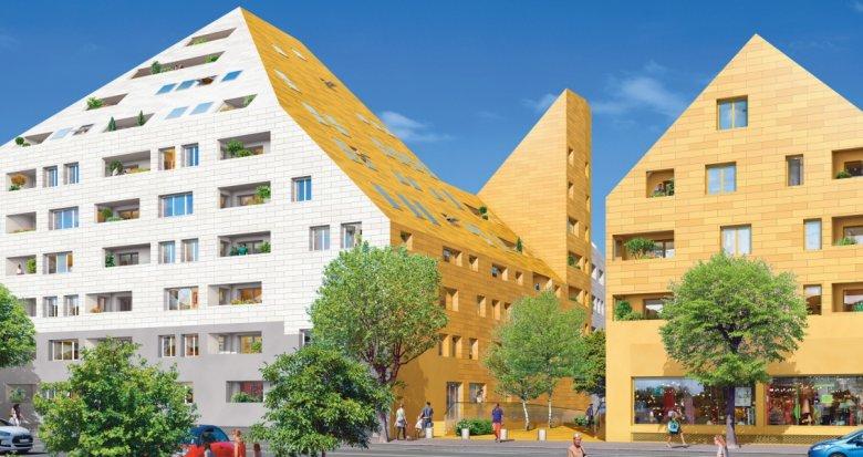 Achat / Vente immobilier neuf Bordeaux quartier Bastide (33000) - Réf. 2830