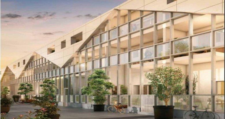 Achat / Vente immobilier neuf Bordeaux quartier Caserne Niel (33000) - Réf. 3338
