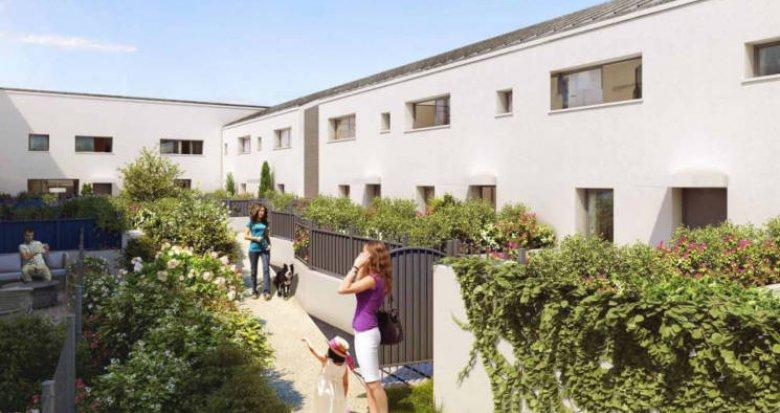 Achat / Vente immobilier neuf Bordeaux quartier Chartrons (33000) - Réf. 3817
