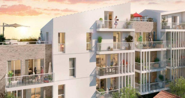 Achat / Vente immobilier neuf Bordeaux –Quartier de la Bastide (33000) - Réf. 5303