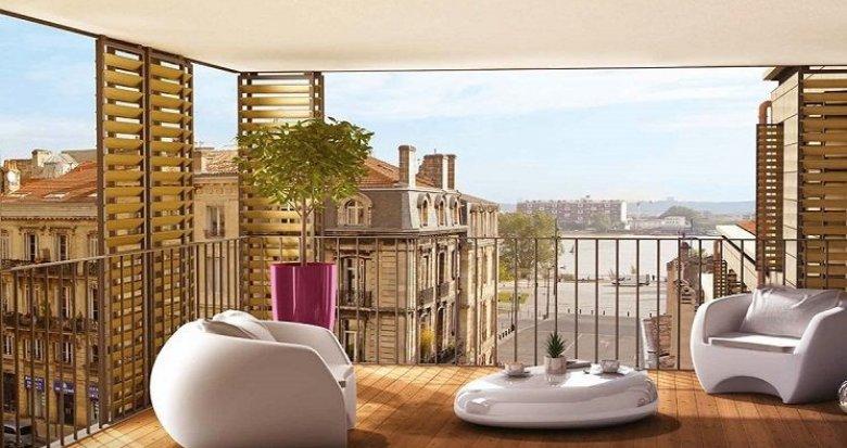 Achat / Vente immobilier neuf Bordeaux quartier historique de Saint Michel (33000) - Réf. 563