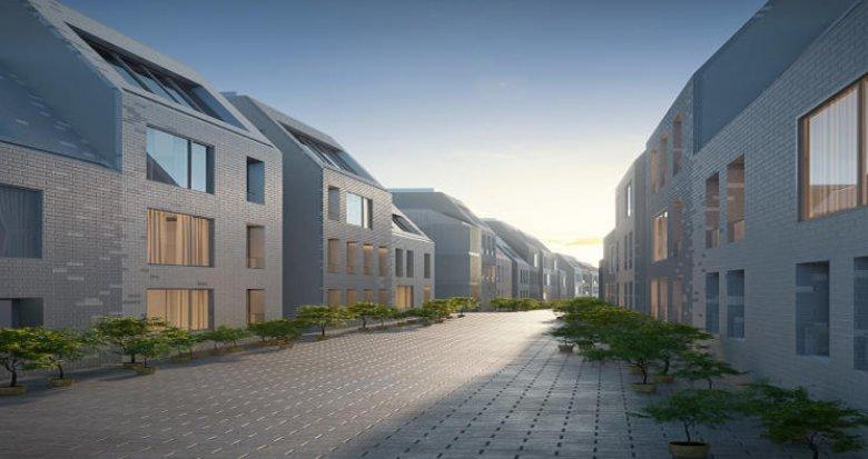 Achat / Vente immobilier neuf Bordeaux  quartier Tondu (33000) - Réf. 2801