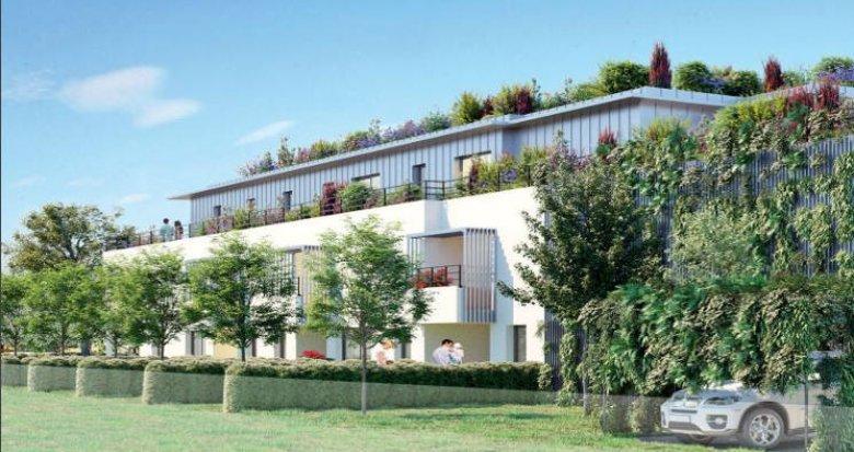 Achat / Vente immobilier neuf Bordeaux secteur Caudéran (33000) - Réf. 3510