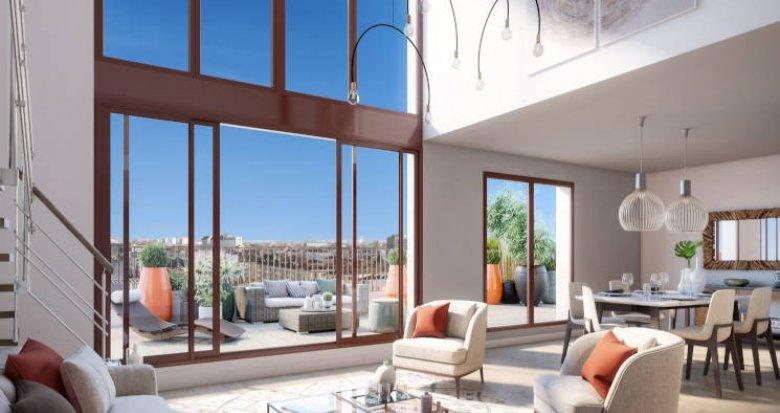 Achat / Vente immobilier neuf Bordeaux secteur des Bassins à flot (33000) - Réf. 4873