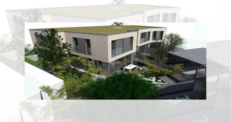 Achat / Vente immobilier neuf Bordeaux secteur Monséjour (33000) - Réf. 5526