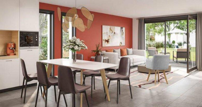 Achat / Vente immobilier neuf Bruges 5 min du Parc Ausone (33520) - Réf. 4964
