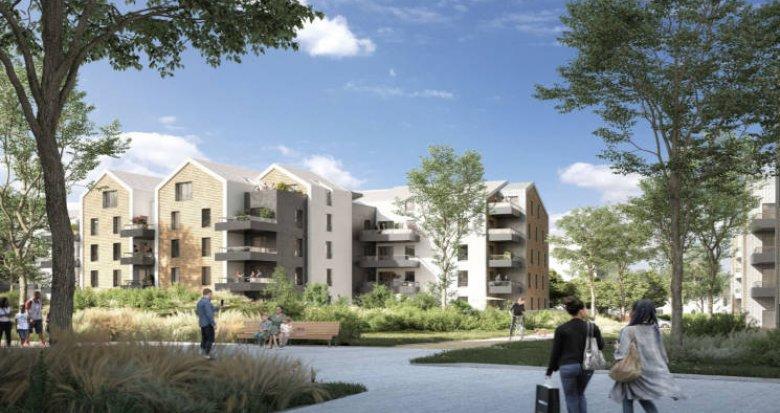 Achat / Vente immobilier neuf Bruges au pied de la gare (33520) - Réf. 5881