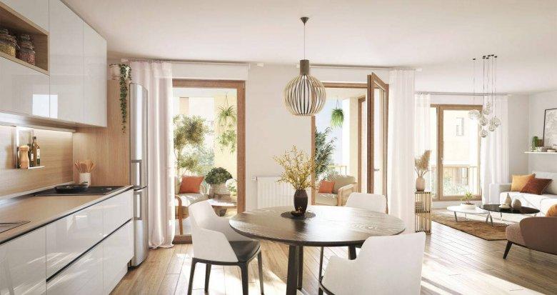 Achat / Vente immobilier neuf Bruges proche Ravezies (33520) - Réf. 6217