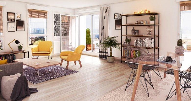 Achat / Vente immobilier neuf Carbon-Blanc au coeur d'un écrin de verdure (33560) - Réf. 5885