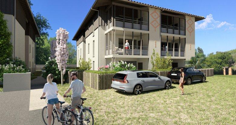 Achat / Vente immobilier neuf Carcans à 30min de Lège-Cap-Ferret (33121) - Réf. 6283