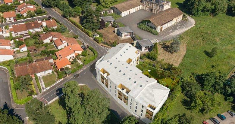Achat / Vente immobilier neuf Cenon tram Jean Zay (33150) - Réf. 888