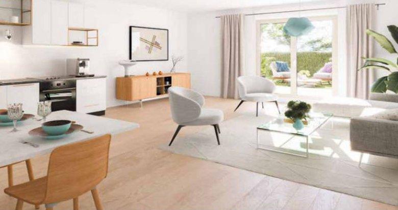 Achat / Vente immobilier neuf Eysines proche commodités (33320) - Réf. 4879