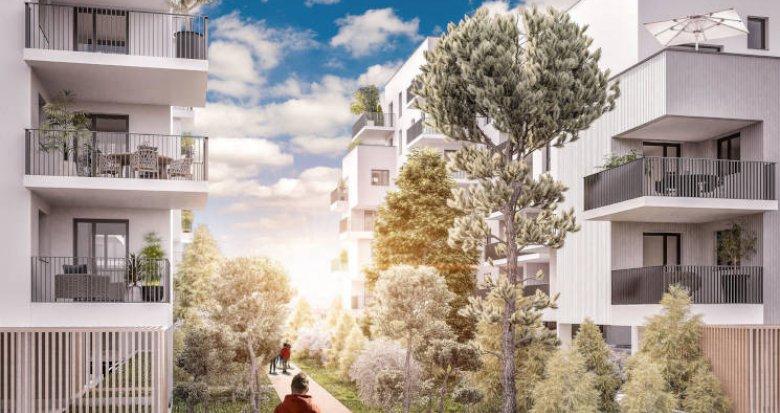 Achat / Vente immobilier neuf Eysines quartier Carès-Cantinolle (33320) - Réf. 3285