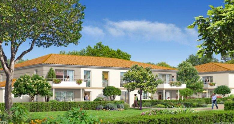 Achat / Vente immobilier neuf Fargues-Saint-Hilaire centre-ville (33370) - Réf. 24