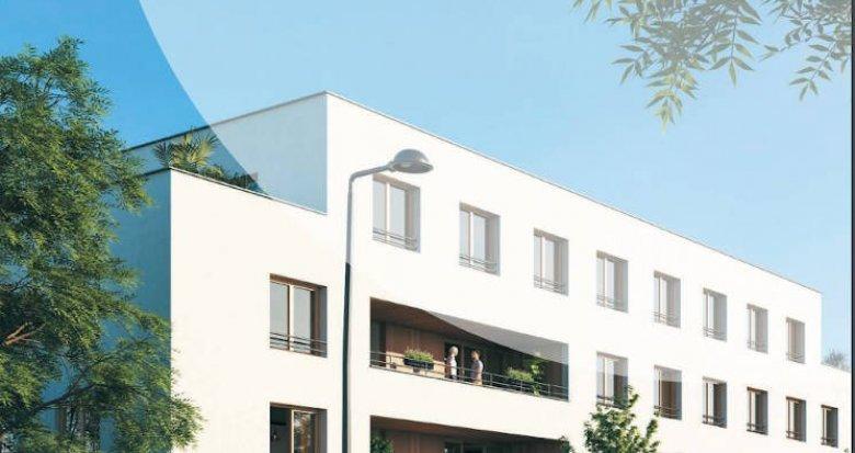 Achat / Vente immobilier neuf Floirac proche des transports (33270) - Réf. 4545