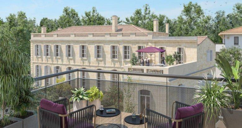 Achat / Vente immobilier neuf Gradignan à 15 min à pied du centre (33170) - Réf. 5998
