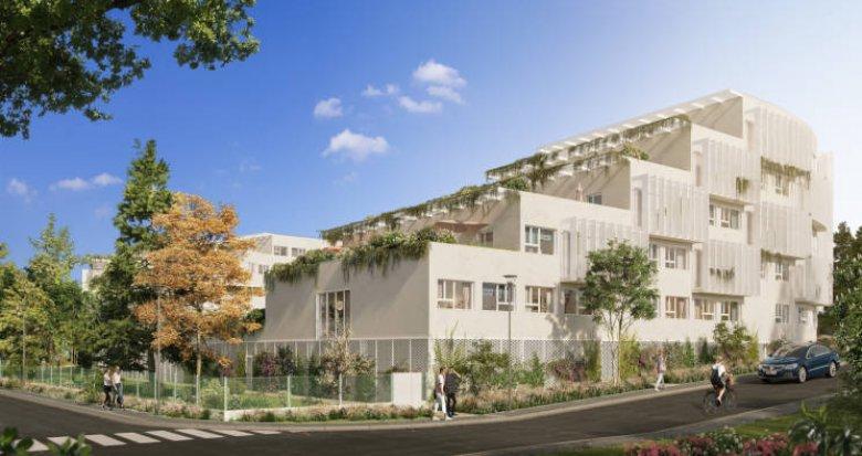 Achat / Vente immobilier neuf Gradignan proche campus universitaire (33170) - Réf. 5660