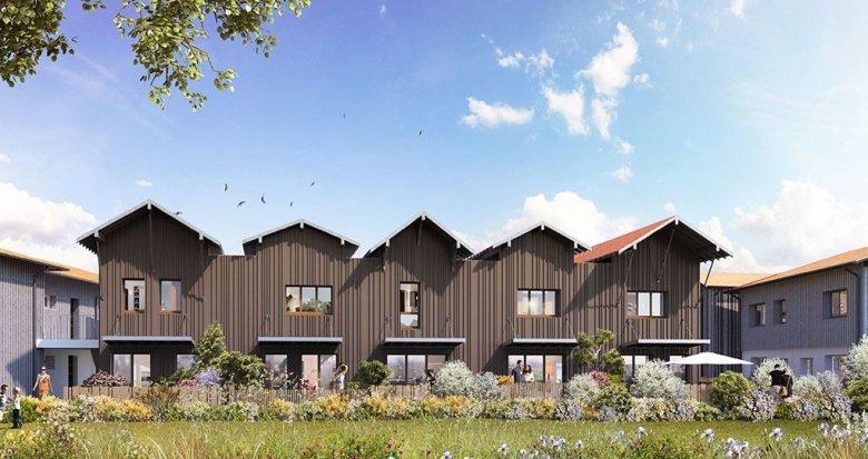 Achat / Vente immobilier neuf La Teste-de-Buch à 2 kilomètres du centre-ville (33260) - Réf. 3505