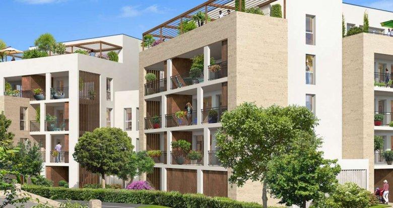 Achat / Vente immobilier neuf Le Bouscat à 700 mètres du Tram D (33110) - Réf. 2243