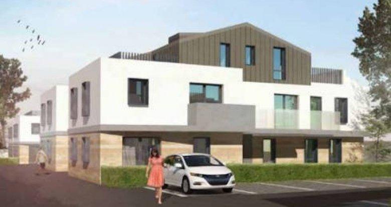 Achat / Vente immobilier neuf Le Bouscat à deux pas du parc (33110) - Réf. 4193