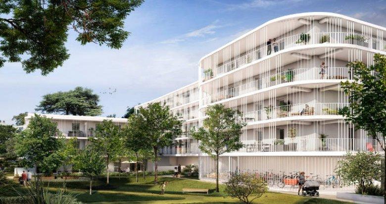 Achat / Vente immobilier neuf Le Bouscat proche tramway (33110) - Réf. 6097