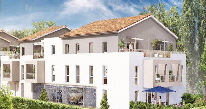 Achat / Vente immobilier neuf Le Taillan Médoc, proche future station Tram (33320) - Réf. 5201